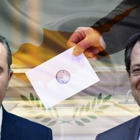 Στο νήμα ο β' γύρος των εκλογών στηνΚύπρο