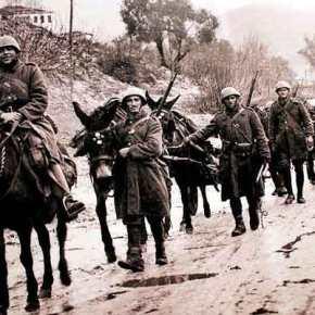 Αρχίζουν αύριο οι εκταφές Ελλήνων στρατιωτών πεσόντων στηνΑλβανία