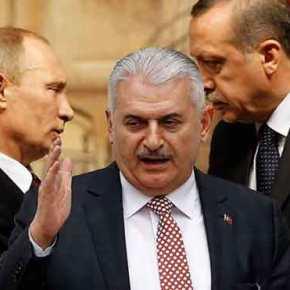 """Οι Τούρκοι """"κάρφωσαν"""" τους Ρώσους για τη Συρία! """"Η Μόσχα δεν έχει αντίρρηση για το Αφρίν"""" λέει οΓιλντιρίμ"""