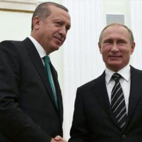 Πούτιν – Ερντογάν: Συμφωνία «τσάρου» και «σουλτάνου» για τηΣυρία