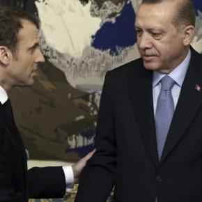 Ρήξη Μακρόν-Ερντογάν για τις ενταξιακές διαπραγματεύσεις με τηνΤουρκία