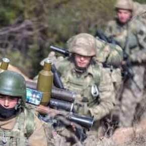 Μεγάλη αντεπίθεση του YPG: Ανακατέλαβε με αιφνιδιαστική επιχείρηση στρατηγικό ύψωμα από τις τουρκικές δυνάμεις(βίντεο)