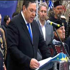 Ξεφτιλίζει Τσίπρα ο Στρατηγός Φράγκος: «Είναι μισοί Μακεδόνες γιατί θέλουν σύνθετηονομασία»