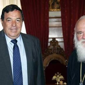 Φράγκος κατά Ιερώνυμου για τη θέση της Εκκλησίας σχετικά με τα συλλαλητήρια για ταΣκόπια