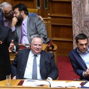 Νέα σκληρή κόντρα ΣΥΡΙΖΑ – ΝΔ για την ονομασία τηςΠΓΔΜ