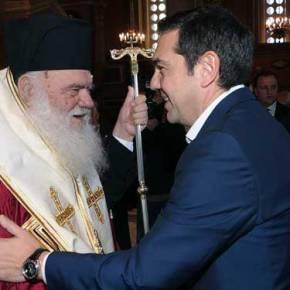 Επιστολή Τσίπρα προς Ιερώνυμο για τοΣκοπιανό