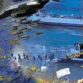 EKTAKTO! Με εισβολή στα νησιά του Αιγαίου απειλούν οι Τούρκοι –Βίντεο