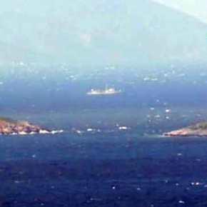 Η Άγκυρα στήνει σκηνικό έντασης στο Αιγαίο – Τουρκικό πολεμικό απομάκρυνε ελληνικό γύρω από τα Ίμια;(Βίντεο)