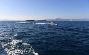 Σοβαρό περιστατικό με τουρκική ακταιωρό σταΙμια