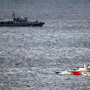 Κλίμα πολέμου στήνει η Τουρκία στα Ίμια – Περικύκλωσαν την βραχονησίδα και δεν αφήνουν Ελληνικά πλοία ναπλησιάσουν