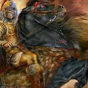 Όταν Οι Iron Maiden Έκαναν Μαθήματα Ιστορίας Για ΤηνΜακεδονία!