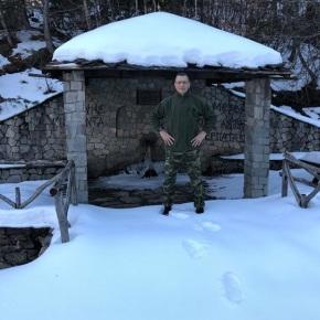 Στο ΕΦ Γράμμος στα ελληνοαλβανικά σύνορα ο ΑΓΕΣ –ΦΩΤΟ