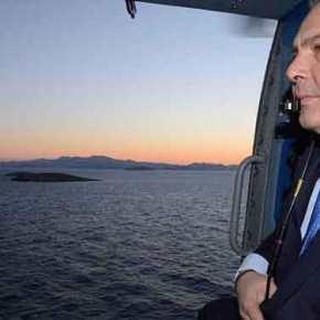 ΕΚΤΑΚΤΟ – «Με εμβόλισαν οι Τούρκοι» λέει ο Ελληναςψαράς