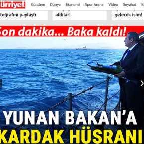 Οργιάζει Η Τουρκική Προπαγάνδα Της Χουριέτ – «Εμποδίσαμε Την Προσέγγιση Καμμένου Στα Ίμια»(ΦΩΤΟ)