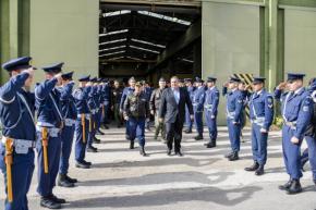 Καμμένος: Καινούργια αρχή για το Κρατικό ΕργοστάσιοΑεροσκαφών