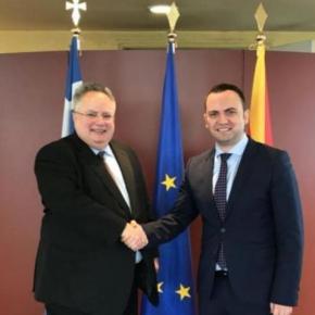 Σκοπιανός Αντιπρόεδρος: Ιστορική η ευκαιρία μην αφήσουμε να μαςπροσπεράσει