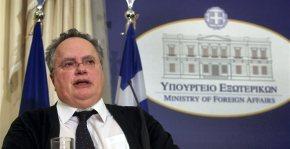 ΥΠΕΞ: Εποικοδομητική η συνάντηση Κοτζιά – Ντιμιτρόφ στηΘεσσαλονίκη