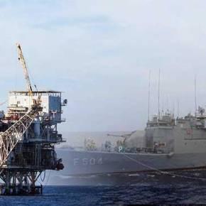 Σε κλοιό τουρκικών πολεμικών πλοίων η Κύπρος – Θα τολμήσει η Άγκυρα να παρενοχλήσει τη γεώτρηση στο οικόπεδο 6 ή θα γίνει… τροφή για ταψάρια