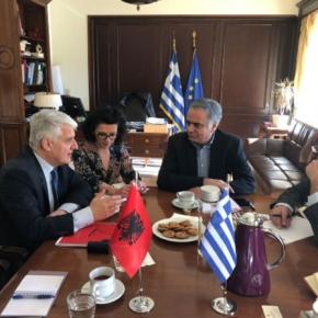 Η Ελλάδα υποστηρίζει πλήρως την ένταξη της Αλβανίας στηνΕΕ