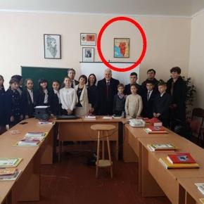 Με τη Μεγάλη Αλβανία γαλουχούνται οι …Αλβανοί της…Ουκρανίας