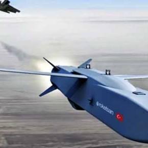 Η τουρκική αεροπορία απέκτησε πυραύλους κρουζ!               V C VV