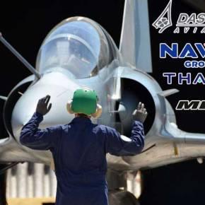 Έρχονται οι Γάλλοι! Group Νaval,Dasault, MBDA και Thales στην Αθήνα για τα Mirage και τιςFremm