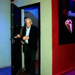 Ο Μπουτάρης σε οίκο ανοχής στην Θεσσαλονίκη[βίντεο]