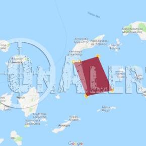 Τουρκικό «γινάτι» με το Αιγαίο: Νέα NAVTEX για άσκηση με πυρά νότια τηςΙκαρίας