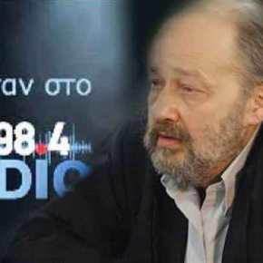 Δ.Κωνσταντακόπουλος: ''Παίρνουν τη χώραμας''