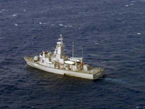Ίμια: H Κανονιοφόρος Νικηφόρος ακούμπησε σκάφος της τουρκικήςακτοφυλακής