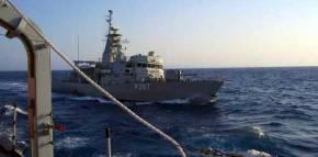ΕΚΤΑΚΤΟ- Πολεμικό επεισόδιο μεταξύ της κανονιοφόρου «ΝΙΚΗΦΟΡΟΣ» και τουρκικού πλοίου στα Ίμια (συνεχήςροή)