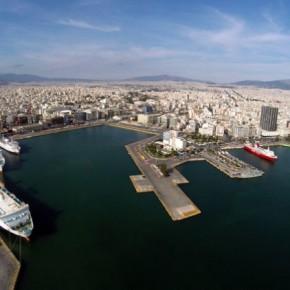 Ενδιαφέρον ναυτιλιακών εταιρειών για εγκατάσταση στονΠειραιά