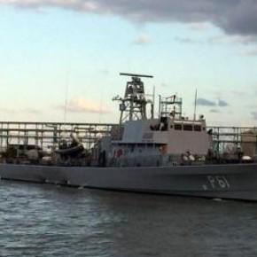 Έδεσε στο λιμάνι Λάρνακας το πρώτο περιπολικό ανοικτής θαλάσσης που κατασκευάστηκε στοΙσραήλ