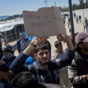Συνολικά 507 πρόσφυγες πέρασαν στα νησιά του Β. Αιγαίου από τηνΠρωτοχρονιά