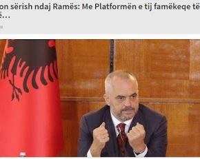Διπλωματικές συγκρούσεις Αλβανίας- Ρωσίας για 'ΜεγάληΑλβανία'