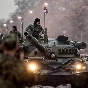 Πολεμικό συμβούλιο στα σύνορα με Κόσοβο: Σέρβος ΥΠΑΜ-Α/ΓΕΣ-Α/ΓΕΕΘΑ: «Ο Στρατός είναι έτοιμος γιαεπέμβαση»