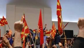 Ραγδαίες εξελίξεις στα Σκόπια: Εμφύλιος μεταξύ Αλβανών-Ζάεφ και Σλάβων-Γκρουέφσκι
