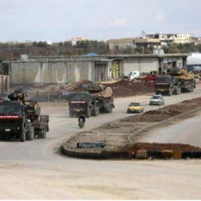 Η Τουρκία μεταφέρει και άλλα άρματα μάχης στηΣυρία