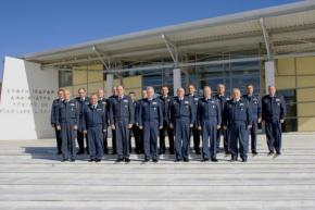 Αρχηγός ΓΕΑ: Πολλαπλασιαστής ισχύος το προσωπικό της ΠολεμικήςΑεροπορίας