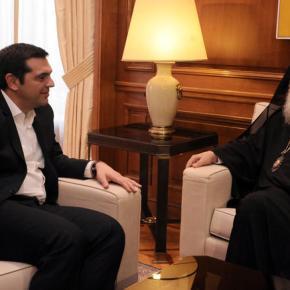 Τσίπρας σε Ιερώνυμο για Σκοπιανό: Η κυβέρνηση έχει τηνευθύνη