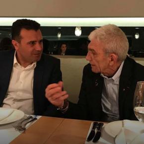 Μπουτάρης-Ζάεφ: Όλα όσα έγιναν στο δείπνο τηςΘεσσαλονίκης
