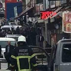 EKTAKTO: Οι Κούρδοι μεταφέρουν τον πόλεμο στο εσωτερικό της Τουρκίας – Πύραυλος χτύπησε την πόλη Reyhanli – Ένας νεκρός και δεκάδεςτραυματίες