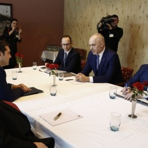 Tέλος ο πόλεμος …με τηνΑλβανία