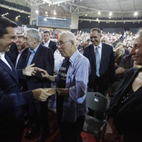 Ο Ζουράρις υπέβαλε την παραίτησή του στον Τσίπρα – Ώρα αποφάσεων για τονΠρωθυπουργό