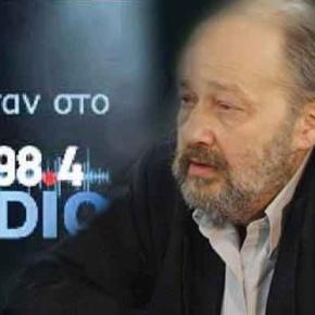 Δημ. Κωνσταντακόπουλος : Σε κίνδυνο οΕλληνισμός