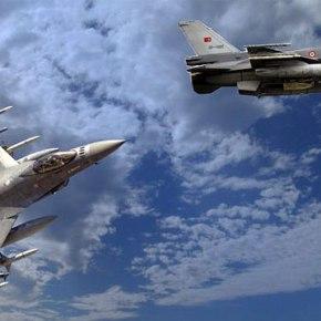 Ντοκουμέντο : Tα Αστέρια της 343Μοίρας …Κυνηγούν Τούρκικους «μπούφους» στο Αιγαίο!«video»