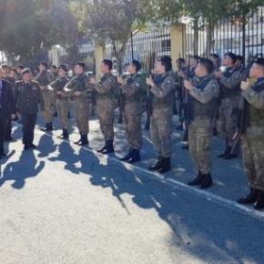 Βίτσας: Διανοίγονται δυνατότητες των εταιρειών Ελλάδας – Κύπρου στον τομέα της αμυντικήςβιομηχανίας