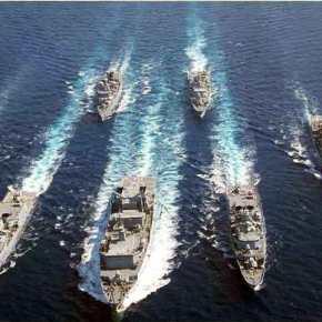 «Σφραγίζει» το κεντρικό Αιγαίο ο ελληνικός στόλος – Σε πλήρη εφαρμογή τέθηκε το επιχειρησιακό σχέδιο τουΠΝ