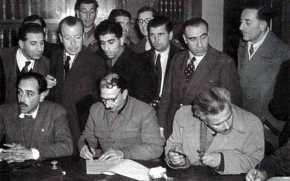 Η συμφωνία της Βάρκιζας δεν ήταν υποχώρηση των κομμουνιστών αλλά αγγλικό συγχωροχάρτι προς τουςσυντρόφους.