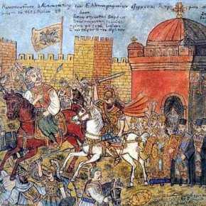 Οι τρεις φορές που το Ισλάμ κήρυξε Τζιχάντ στονελληνισμό.
